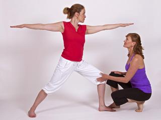 Yoga Einzelcoaching Claudia Bauer