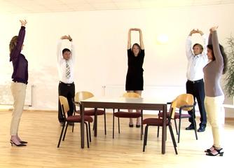 Yoga für Unternehmen