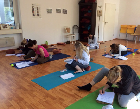 Business-Yoga-Basisseminar